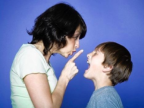 Kai vaiko pykčiai veda iš kantrybės